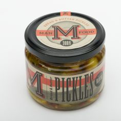 Manfood Bread & Butter Pickle