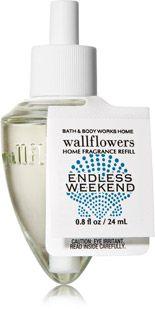 Endless Weekend Wallflowers Fragrance Refill - Home Fragrance 1037181 - Bath & Body Works