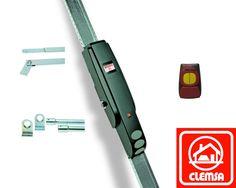 CLEMSA AB 10 BC motor  para puerta basculante de contrapesos de hasta 10m2 - http://www.automatismosypuertas.es/automatismos/clemsa-ab-10-bc-motor-para-puertas-basculantes-de-contrapesos/