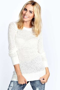 Try the crochet trend with boohoo Ireland's collection of textured tops, dresses and bodysuits. Try a subtle crochet trim or go all out with a maxi dress. Oversized Knit Cardigan, Bobble Stitch, Crochet Trim, Boohoo, Knitwear, Clothes For Women, Work Clothes, Jumpers, Cardigans