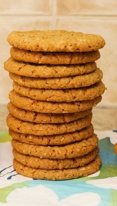Mennonite Girls Can Cook: Dad's Cookies