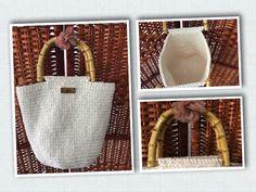 - Stylish - Crochet Pouch, Fabric Yarn, Small Baby, Baby Steps, Ammonite, Summer Bags, Bag Making, Straw Bag, Glass Beads