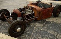 Nice roadster, but get an air filter on that carb!