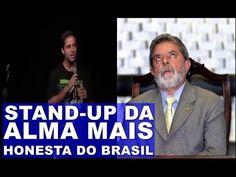 Sensacional! HUMORISTA detona com o Lula em stand up da alma mais honest...