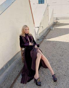 Kate Bosworth | Fashion Canadá Outubro 2016 | Editoriais - Revistas de Moda