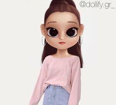 Little Girl Drawing, Beautiful Girl Drawing, Cute Little Drawings, Cute Girl Drawing, Cartoon Girl Drawing, Cute Drawings, Hippie Wallpaper, Cute Girl Wallpaper, Cute Disney Wallpaper