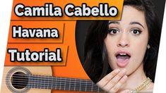 Havana Guitar Tutorial AND Play Along // Camila Cabello // Easy Lesson // Beginner Chords