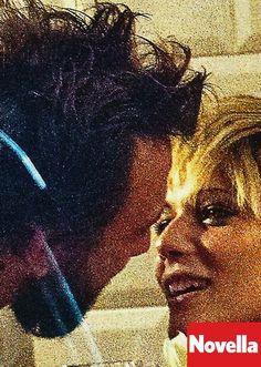 Laura Chiatti con un nuovo lokk a cena tenera con Davide Lamma: le foto - Foto e Gossip by Gossip News