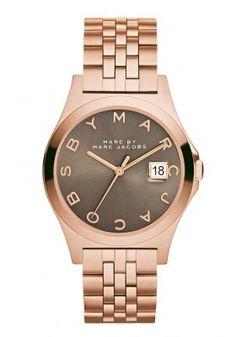 Marc by Marc Jacobs The Slim Damenuhr