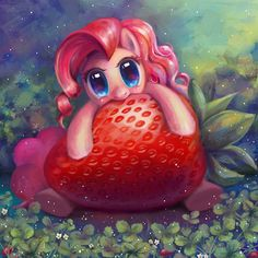 strawberry time :) by d-ar.deviantart.com on @deviantART
