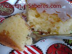 Aromas e Sabores: Bolo inglês - pound cake de limão