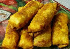 Forkful of Comfort: Breakfast Egg Rolls