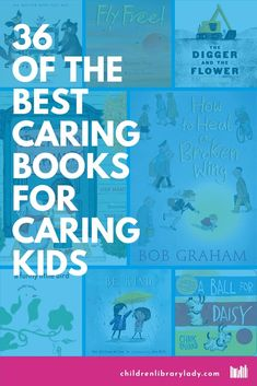Browse over 30 caring books that illustrate caring behaviour & kindness. They encourage children to help those in need, be concerned for others and understand how our actions affect people. #kidsbooks #picturebooks #kidslit Kids Bob, Learner Profile, Wordless Book, Broken Book, The Giving Tree, Social Awareness, Kids Lighting, Mothers Love, Losing Her