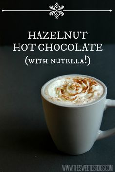 Hot Chocolate on Pinterest | Hot Chocolate, Cocoa and Chocolate Spoons