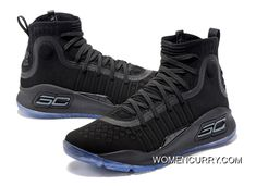 new concept d14ee e9ddc Under Armour Curry 4 Basketball Shoes Black Blue