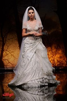 اشيك فساتين زفاف, اروع فساتين اعراس, فساتين زفاف حلوة كتير