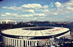 Sen mükemmel bir detaysın Vodafone Arena