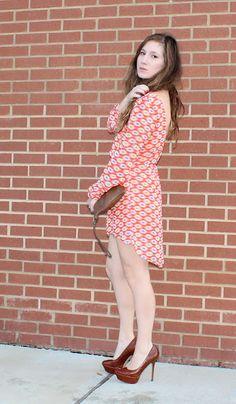 Mila Dress Back