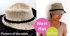 Pattern Of The Week: Novi Hat