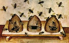 Beekeeping has been a practice going back to ancient times, and during the Middle Ages one could find many farms that kept beehives and collected honey. However, few medieval texts offer indepth information on how this was done. One