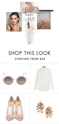 """""""Set #4846"""" by miky94 ❤ liked on Polyvore featuring The Row, Karl Lagerfeld, Semilla, Marchesa and House of Holland"""