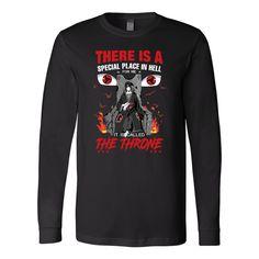 Naruto - Itachi Uchiha Throne - Unisex Long Sleeve T Shirt - TL01253LS