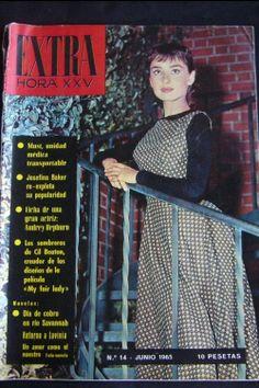 Audrey cover 1965