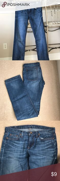 Banana republic jeans Good condition! No stains or flaws. Banana Republic Jeans