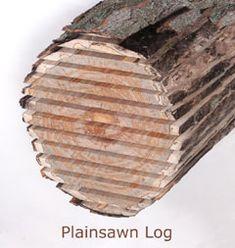 Plain Sawn Lumber