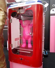 The Very Stylish Hotrod Henry 3D Printer From aye aye labs #3dprinting