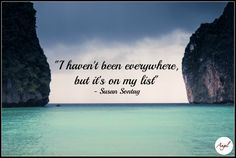 Friday travel quote by Susan Sontag