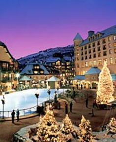 St. James Place in Beaver Creek Village Colorado
