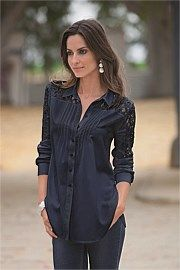 Together Lace Detail Shirt. Get immaculate discounts up to 60% at Ezibuy using Coupon and Promo Codes.