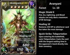Elemental Kingdoms Aranyani
