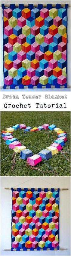 Brain Teaser Blanket