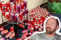 This Guy Drank 10 Cokes A Day For A Month And Gained 10 Kilos