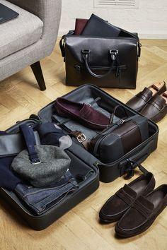 nice Exklusiv: Harrys Of London Checks in den Gepäck Spiel