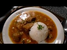 Znojemská vepřová - YouTube Mashed Potatoes, Beef, Make It Yourself, Ethnic Recipes, Youtube, Czech Recipes, Whipped Potatoes, Meat, Smash Potatoes