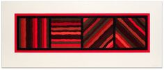Sol LeWitt, 'Bands (Not Straight) in Four Directions, Plate #01,' 1999, Jim Kempner Fine Art