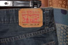 Levis 514 Straight Jeans 29/29 Boys 18 Regular Excellent Never Worn #Levis #Straight