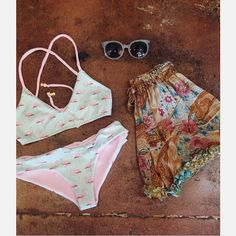 Portland Has Talent!  We are now carrying @nukeindustries line of high quality bikinis hand made in portland. With retro style sunglasses and silk shorts by portland designer @indie_ella you are ready for the beach! -kendra 🌺 | #kauai #pxdmade #portlandmade #indieella #indieellaclothing #laceyleeswimwear #nukeswimwear #nukeindustries #bikini #summer #etnia #etniabarcelona #beachbabe #bikinis #bikinisbabe #beach #ocean #aellatelierkauai #aellatelierpdx