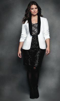 Tara Lynn for Eloquii Fall/Holiday 2012