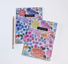 Notebook - moniquilla - http://moniquilla.bigcartel.com/