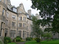 Kate was crowned the prettiest girl at Sally's, the nickname for St Salvator's Hall, her hall of residence. When William arrived he also moved into St Salvator's Hall where he was eager to be treated like any other student and, without press intrusion.