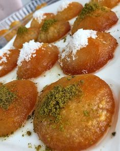 Image may contain: food Breakfast Items, Breakfast Recipes, Turkish Recipes, Ethnic Recipes, Turkish Breakfast, Love Eat, Holiday Desserts, Sweet Recipes, Food To Make