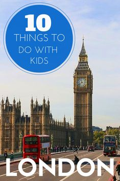 10 Things To Do In London With Kids – 5 Of Them Free! Includes London Eye, Theme Parks, Theatre, Diana Memorial Park, Science Museum, Hamleys and more. TRAVEL WITH BENDER | Family Travel made easy in the UK.