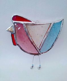 Hey, I found this really awesome Etsy listing at https://www.etsy.com/uk/listing/507954316/spring-chicken-stained-glass-suncatcher