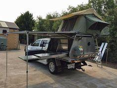 aussie rv Pickup C&er Truck C&er Rv C&ers C&ing Set Up C&ing & 24 Best Ute Canopy Ideas images   Ute canopy Caravan 4 wheel drive suv