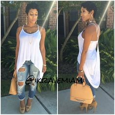 LOVE THIS LOOK!!! ikravemiami @ikravemiami Instagram photos | Websta (Webstagram)