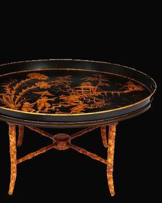 Coromandel table